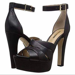 BCBGeneration Women's Alpine Dress Platform Shoe